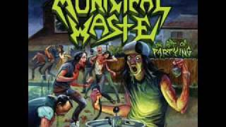 Municipal Waste - Born to Party