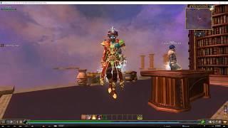 EQ2 Chaos Descending: Myrist Library