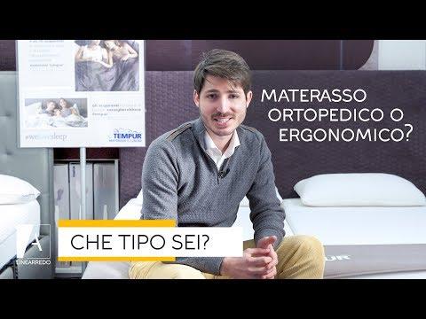 Materasso Ergonomico O Ortopedico.Riposare Bene Materasso Ortopedico O Ergonomico Youtube