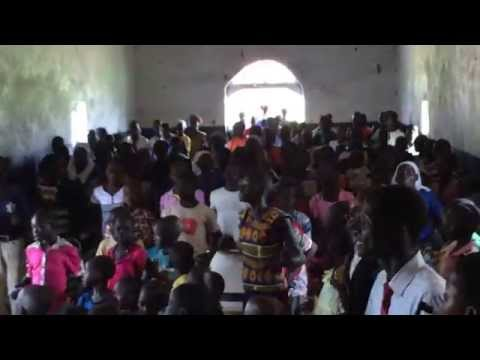 Church Service at Pageri Eastern Equatoria