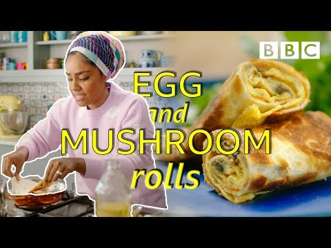 How to make lunch in 5 minutes  Nadiya&39;s Time to Eat - BBC