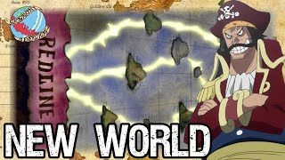 THE NEW WORLD: Geography Is Everything - One Piece Discussion