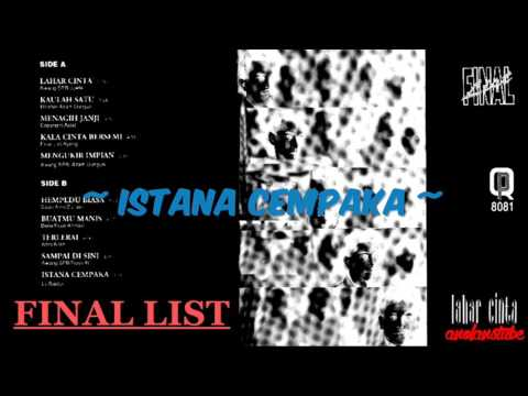 FINAL LIST - Istana Cempaka