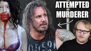 TIM LAMBESIS: The Murdering Christian Rocker