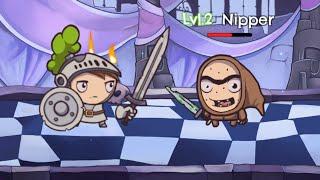 Приключения храброго Боба (Adventures of Brave Bob) // Геймплей