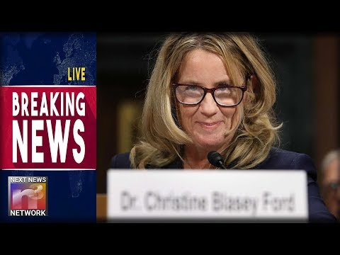 BREAKING: SHE'S BACK! Christine Blasey Ford Comes Out From Hiding To Give Sport Illustrated Award