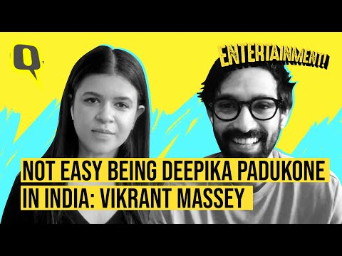 Deepika Padukone is a Fighter: Vikrant Massey | The Quint