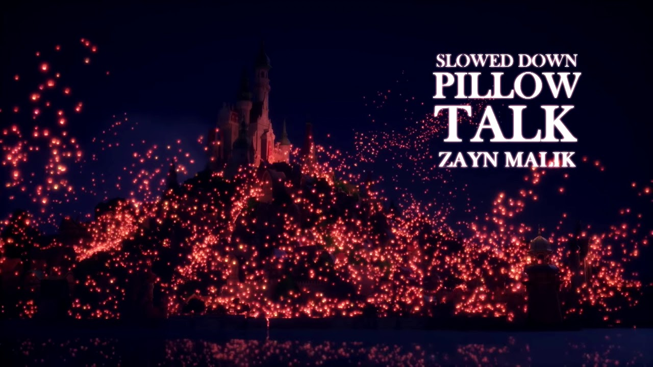 ZAYN - PILLOWTALK [slowed down]