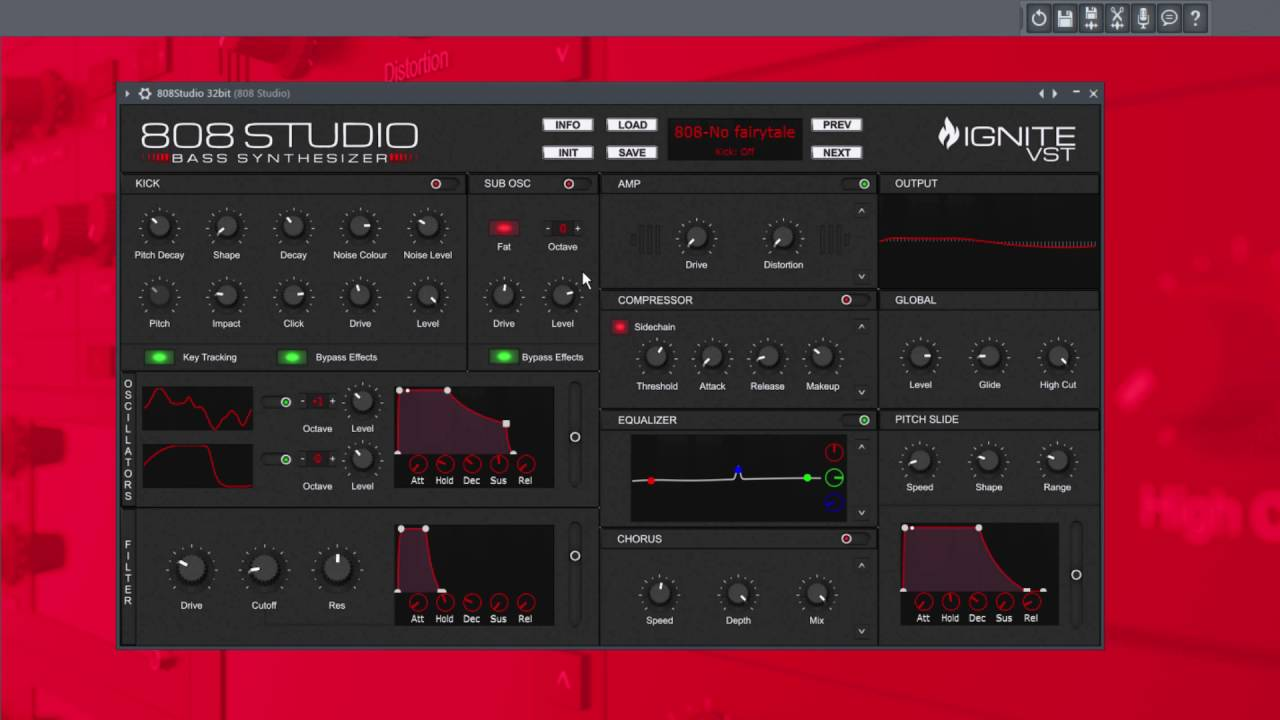 808 Studio VST Free Download