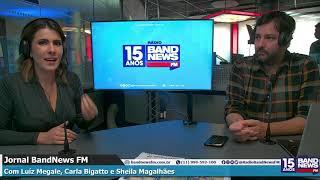 Sheila e Megale falam sobre o caso do motorista bêbado que matou 5 pessoas em Peruíbe, litoral de SP
