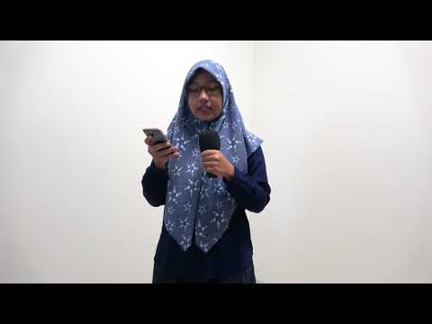 Trial News Anchor   Jakarta Food Security Submit 2018