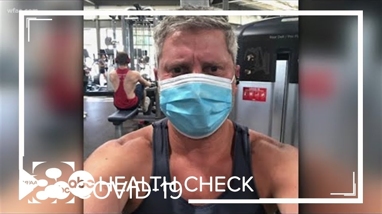Health check: What's the safest way to workout during the COVID-19 pandemic?