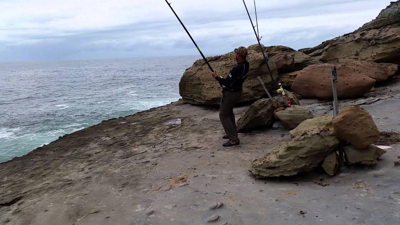 Shark fishing transkei youtube for St augustine fishing spots