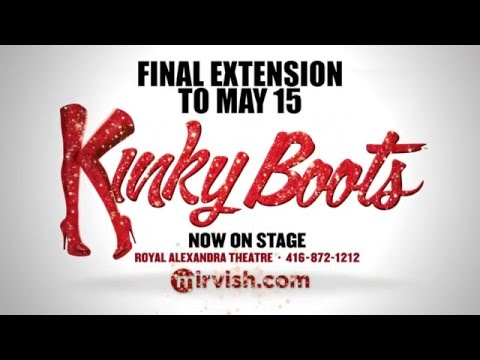 Kinky Boots Final Extension