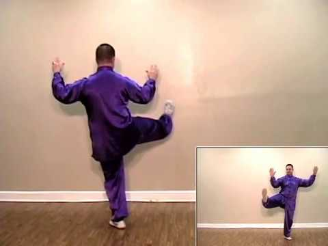 Tai Chi 10 Form ~ Complete Routine with narration - YouTube