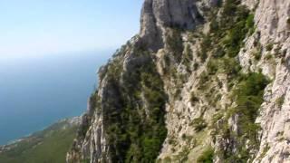 Ласточкино Гнездо - Мисхор - Ай-Петри. Крым 2010(Видео из поездки в Крым в июле 2010 года, посвящённое экскурсии под названием