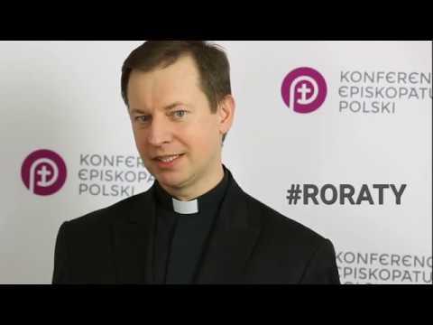 ks. Paweł Rytel-Andrianik - #Roraty w mediach społecznościowych
