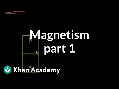 Magnetism - Part 1 | Physical Processes | MCAT | Khan Academy