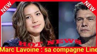 Marc Lavoine : sa compagne Line Papin a deux ans de plus que sa fille Yasmine