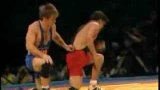 Cross v. Brands 1996 Olympic Trials