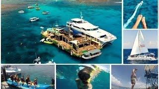 Bali Hai Reef Cruises At Nusa Lembongan Island By Unique Villas - Jan 2017