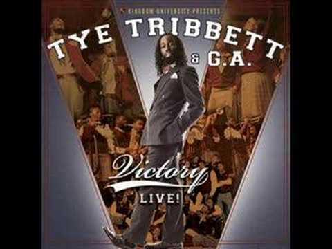 Victory - Tye Tribbett...V For Victory Sign