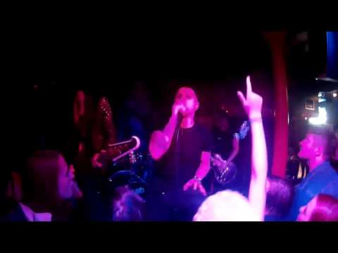 AshesToAngels - Bury Us In Black (Live at Sound Control - 19/10/15)