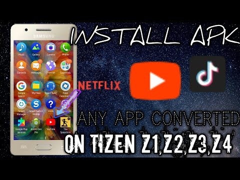 How To Install Apk File On Tizen