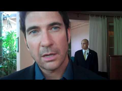 Dylan McDermott talks Dark Blue