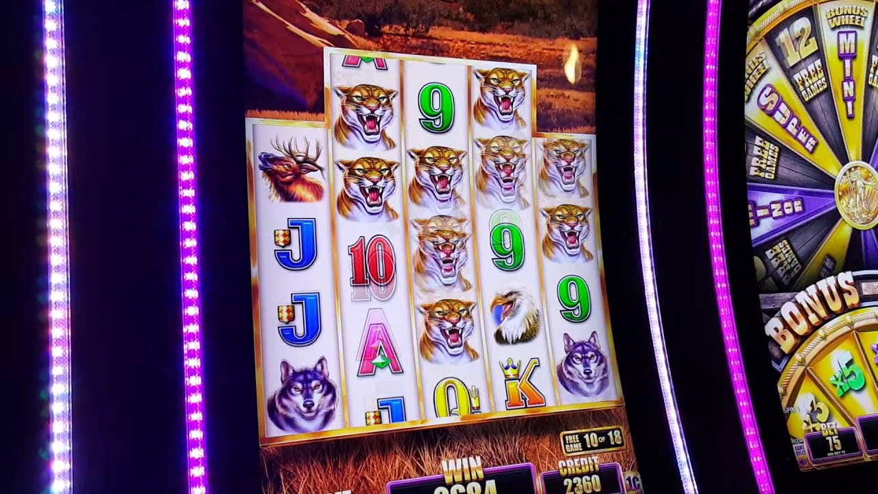 aristocrat buffalo slot machine version
