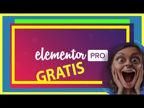 Elementor Pro  2019 ⚠️GRATIS⚠️ v.2.6 + Tutorial??