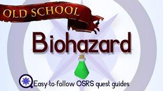 Biohazard- OSRS 2007 - Easy Old School Runescape Quest Guide