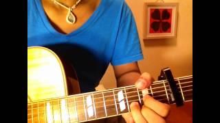 中島みゆきさんの「空と君のあいだに」を歌ってみました。5カポ。 歌っ...