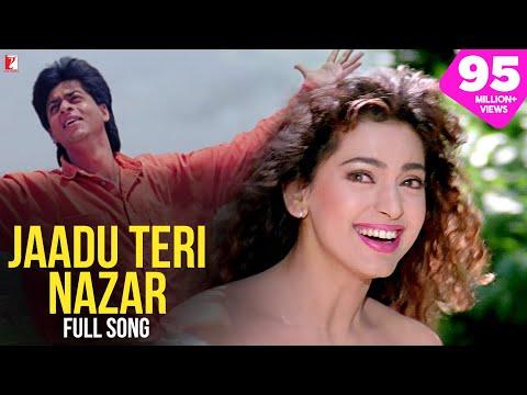 jaadu-teri-nazar---full-song-|-darr-|-shah-rukh-khan-|-juhi-chawla-|-udit-narayan-|-hindi-old-song