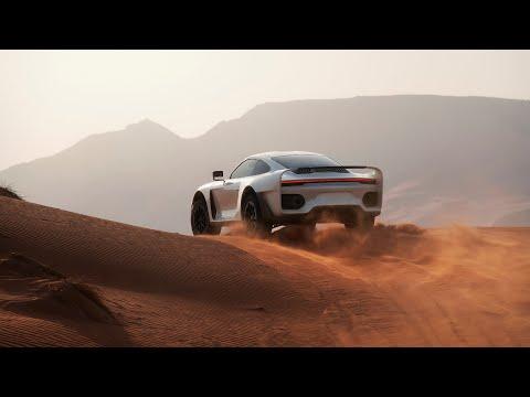 INTRODUCING THE MARSIEN: The Ultimate Adventure Sportscar | MARC PHILIPP GEMBALLA