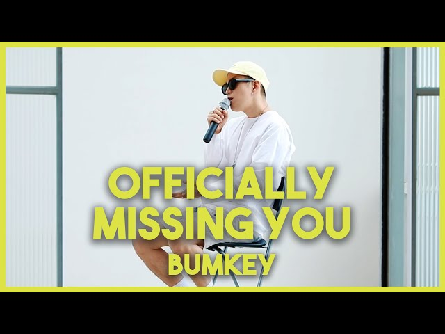 Tamia - Officially Missing You   Cover by BUMKEY