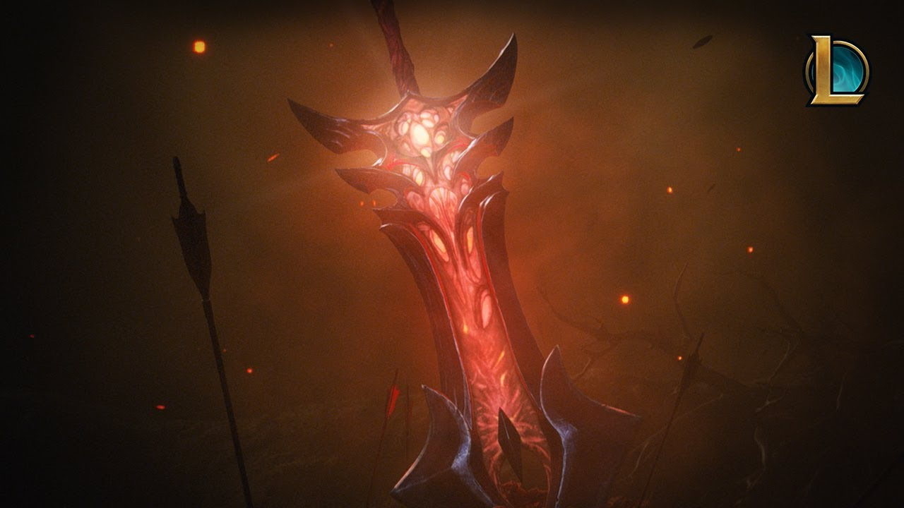 Aatrox: Aniquilador de Mundos | Teaser de Campeão - League of Legends