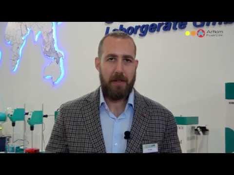 Mehmet Tunç Kutay - Interlab Laboratuar Ürünleri - Turkchem Chem Show Eurasia 2014
