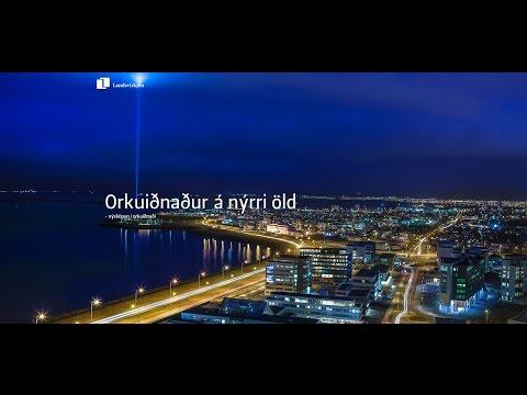 Orkuiðnaður á nýrri öld - nýsköpun í orkuiðnaði