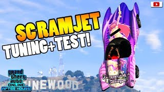 🚀OPPRESSOR MK2 Konter? SCRAMJET Tuning+Test!🚀 [GTA 5 Online After Hours Update DLC]