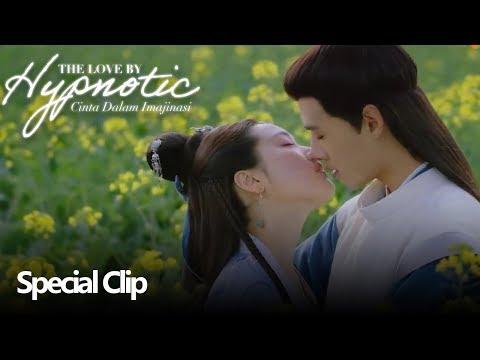 The Love By Hypnotic (Cinta Dalam Imajinasi) | Special Clip Kebahagiaan | 明月照我心 | WeTV 【INDO SUB】