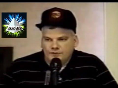 Phil Schneider 🎤 Lecture Dulce ET Underground UFO Base Secret Grey Alien Agenda 👽 Nightmare Hall 1