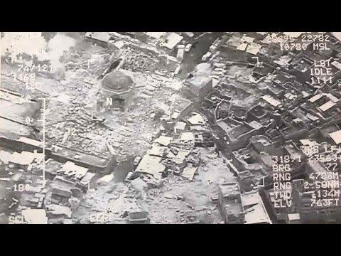 Destruída mesquita onde líder do EI proclamou califado