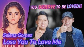K-pop Artist Reaction] Selena Gomez - Lose You To Love Me