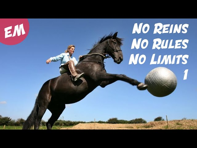 Emma Massingale - No Reins - No Rules - No Limits - Part One