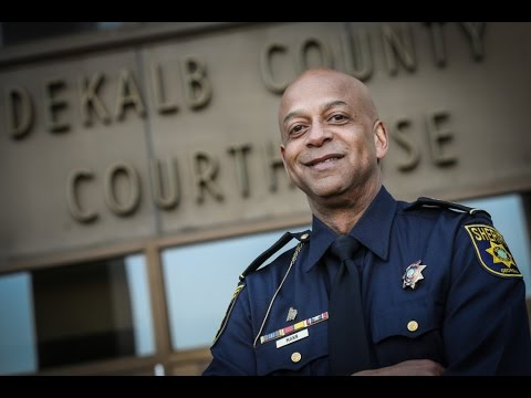 DeKalb County Sheriff Jeffrey Mann was arrested on charges ...