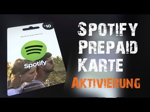 Spotify Karte 10.Spotify Prepaidkarte Aktivieren Spotify Premium