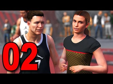 NBA 2K18 The Prelude - Part 2 - Rachel Wants an Interview 😍