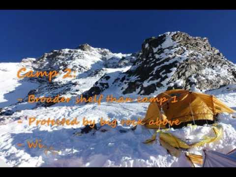 K2 Abruzzi route climbing 2016