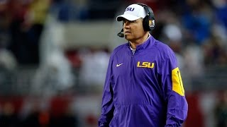 What's Next for Les Miles? | Retire, Penn State, USC, Oklahoma?